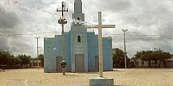 Igreja do distrito de Tomé, Por Lucilene Brito