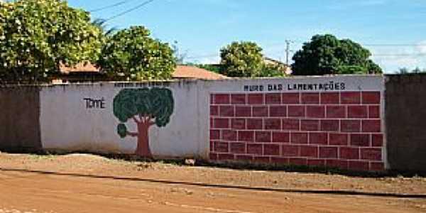 Tomé-CE-Árvore dos Sonhos/Muro das Lamentações-Foto:Marcelo Giovanni