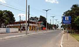 Trairi - Trairi-CE-Avenida principal-Foto:heraldomedeiros