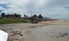 Trairi - Trairi-CE-Entardecer na praia-Foto:VANTUILO GONÇALVES