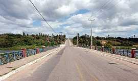 Trairi - Trairi-CE-Ponte em Trairi-Foto:heraldomedeiros