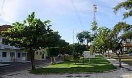 Trairi - Trairi-CE-Praça central-Foto:THIAGO13SS