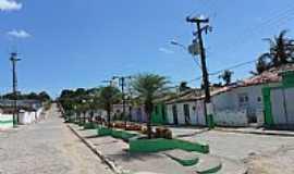 Satuba - Avenida central em Satuba-Foto:Cipriano Barboza Sil�