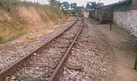 Satuba - Ferrovia em Satuba-Foto:miltonrv