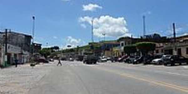 Entrada da cidade de Satuba-Foto:Cipriano Barboza Sil…