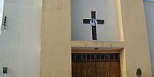 Igreja de N.Sra.da Guia em Satuba-Foto:Sergio Falcetti