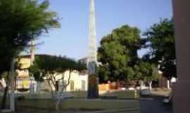 Tururu - a praça de igreja matriz, Por eweline magna
