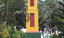 Ubajara - Coluna da Hora em Ubajara-Foto:Ivo Dias