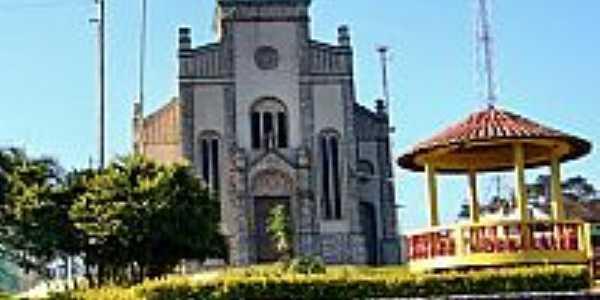 Igreja de S�o Jos� em Ubajara-Foto:Helder Fontenele