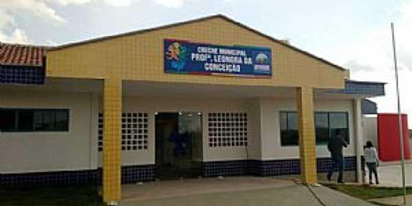 Senador Rui Palmeira-AL-Creche Municipal Profª Leonora da Conceição