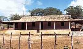 Umari - Casa em área rural de Umari-Foto:alagoinhaipaumirim.