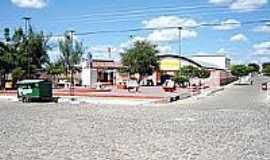 Umari - Praça em Umari-Foto:diariodonordeste.