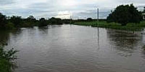 Rio em Umari-Foto:vanessa silva