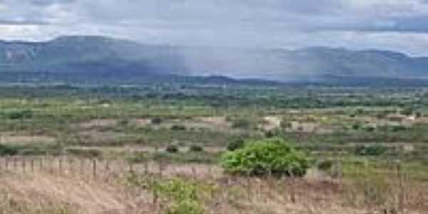 Vista da região de Umari-Foto:Helio Freire