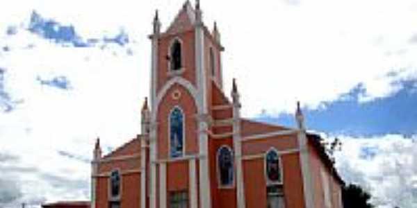 Igreja Matriz de N. Sra. da Natividade foto Vicente A. Queiroz