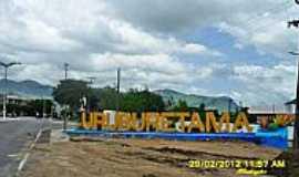 Uruburetama - Uruburetama-CE-Entrada da cidade-Foto:WLuiz