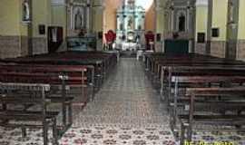Uruburetama - Uruburetama-CE-Interior da Matriz de S�o Jo�o Batista-Foto:Prof.Castro