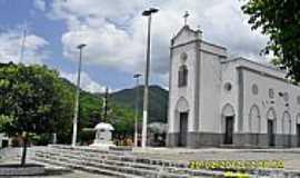 Uruburetama - Uruburetama-CE-Matriz de São João Batista-Foto:WLuiz
