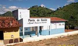 Uruburetama - Uruburetama-CE-Posto de Saúde-Foto:Prof.Castro