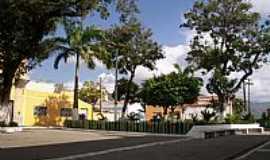Uruburetama - Uruburetama-CE-Praça da Prefeitura-Foto:Prof.Castro