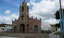 Uruoca - Igreja de N.Sra.do Livramento em Uruoca-Foto:Francisco Edson Mend…