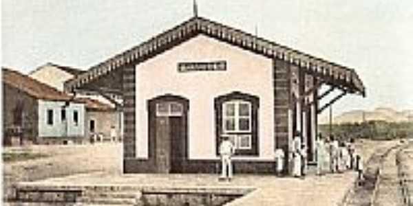 Antiga Estação Ferroviária-Foto:cris.tino
