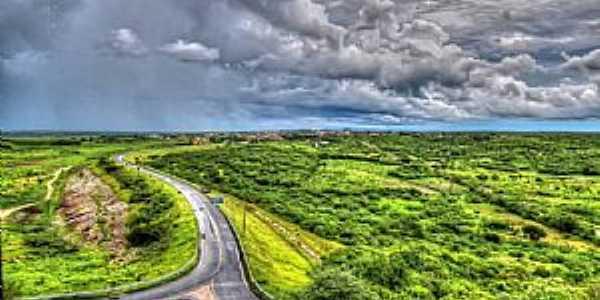 Imagens da cidade de Varjota - CE