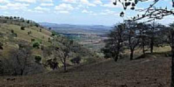 Vista da Serra da Mandioca-Foto:Manoel Jorge Ribeiro…