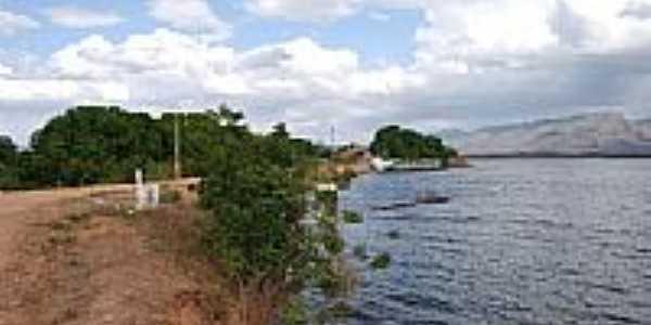 Açude Volta-Foto:RICARDO SABADIA