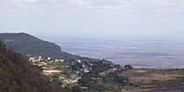 Vista de Várzea do Gilo-Foto:Jerferson