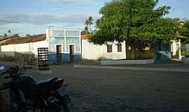 Vazantes - Vazantes-CE-Centro da cidade-Foto:culturadigital.br