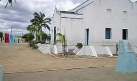 Vazantes - Vazantes-CE-Igreja Matriz-Foto:JOÃO ARTUR