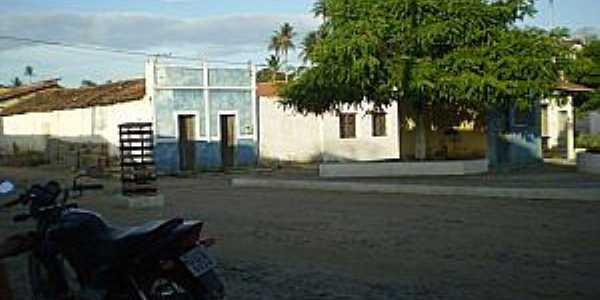 Vazantes-CE-Centro da cidade-Foto:culturadigital.br