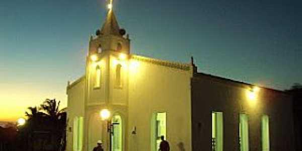 Ventura-CE-Matriz de São José-Foto:Blog Visão Norte