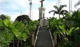 Viçosa do Ceará - Viçosa do Ceará-CE-Escadaria da Igreja do Céu-Foto:Edilson Morais Brito…
