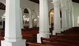 Viçosa do Ceará - Viçosa do Ceará-CE-Interior da Igreja do Céu-Foto:Claudio Lima