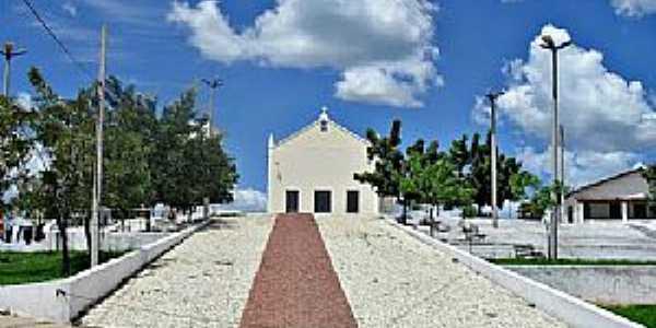 Vila Soares-CE-Igreja da Vila-Foto:WLuiz