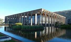 Brasília - Brasília-DF-Palácio Itamaraty-Foto:Maria Celi Abreu