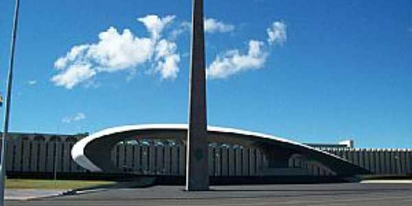 Brasília-DF-QG do Ecército-Foto:Josue Marinho