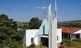 Brazlândia - Brazlândia-DF-Igreja de N.Sra.do Rodeador-Foto:Josue Marinho