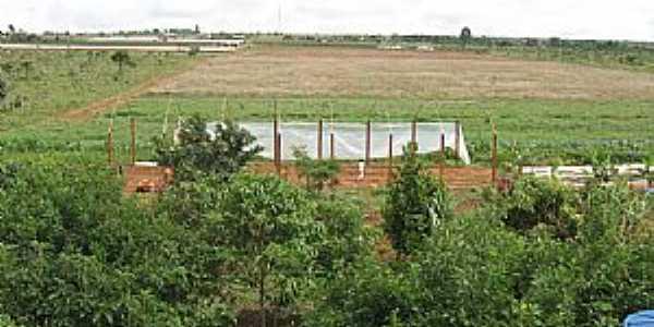 Brazlândia-DF-Campo de plantação-Foto:Jefersonfotu