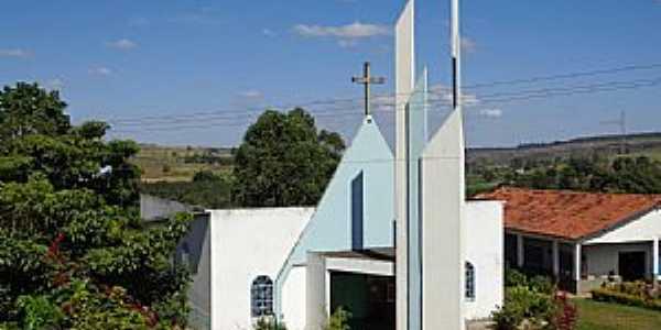 Brazlândia-DF-Igreja de N.Sra.do Rodeador-Foto:Josue Marinho