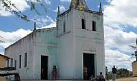 Serra do São José - Igreja de São José em Serra de São José-Foto:Manoel Jorge Ribeiro…