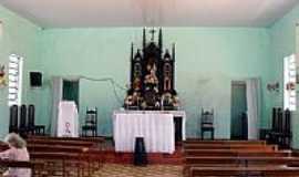 Serra do São José - Interior da Igreja de São José-Foto:Manoel Jorge Ribeiro…