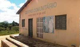 Serra do São José - Serra de São José-AL-Centro Comunitário-Foto:descansoploucura.blogspot.com.br