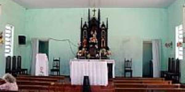 Interior da Igreja de São José-Foto:Manoel Jorge Ribeiro…