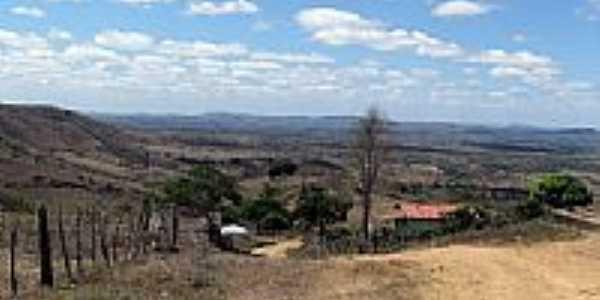 Visão geral de Serra de São José-Foto:Manoel Jorge Ribeiro…