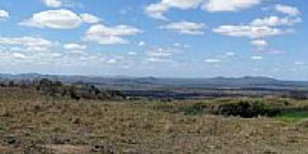 Vista da região Serra de São José-Foto:Manoel Jorge Ribeiro…