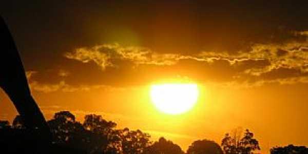 Candangolândia-DF-Pôr do sol-Foto:walterfmota