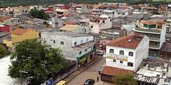 Candangolândia-DF-Vista da área central-Foto:coletivo.maiscomunidade.com